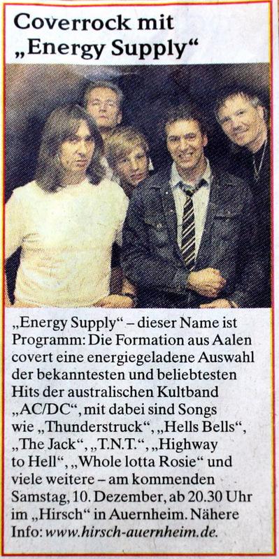 Heidenheimer Zeitung 10.12.2011