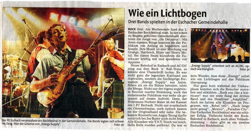 Remstalzeitung 14.10.2011